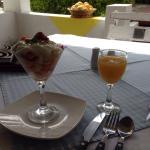 What a breakfast !
