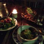 The customized vegan dinner