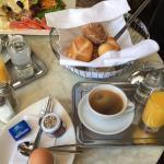 Sunday breakfast at Cafe Berg