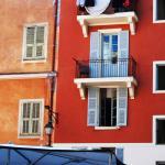 couleurs de NICE place Rossetti