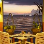 an ocean view from Anh Duong bar and grill Phu Quoc