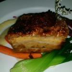 Twice baked pork belly. 100% decadent and divine.