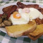 Best breakfast in Whitby , we have tried them all ����❤️