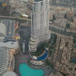 The Adress Downtwn - View from the Burj Khaliva