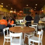 Courageous Bakery Elmhurst Interior