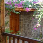 Another Quaint Hotel Room Entry Door