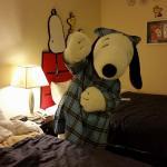 Buenas Noches Snoopy