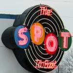 Original neon sign
