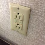 Old outlet
