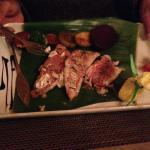 Baked Fish Dish
