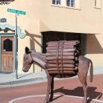 Burro Alley, Santa Fe, NM Nov 2014