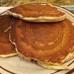 Pancakes- worst I've ever had
