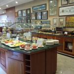Comedor del Hotel NH Viapol