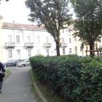 Piazza e Hotel Aspromonte