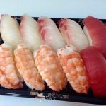 Photo de Plateau sushi
