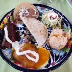 mexican mix platter