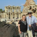 Julie and Andrew - Ephesus Oct 14