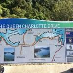 Along Queen Charlotte Drive - Picton to Nelson