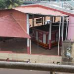 View of Railway Muthappan Temple from Room No. 205