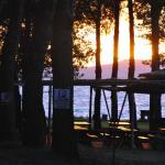 Itinerario a piedi sul lago