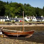 La baia di Lochcarron