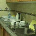So neat and clean Kitchen.