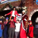 The fat controller and Team ! The F.C DOES A GREAT JOB