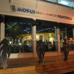 The evening at Mokus - a perfect romantic date night!