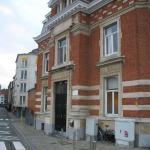 La piscine, la plus vieille de Belgique