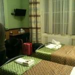 stanza tripla