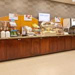 Breakfast Bar  (Weekend and Holiday Hours are 07:00AM to 10:00 AM)