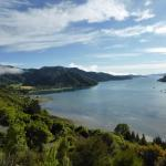 View of Queen Charlotte Sound