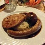 l'assiette de spécialités du Palatinat