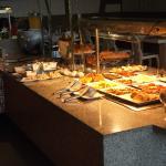 Amazing breakfast buffet!