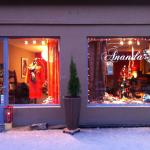 Ananda Café Boutique exteriors