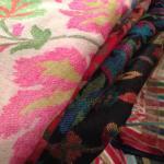 Beautful wool silk shawls