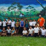 Volunteering @ Escuela La Guaria
