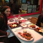 Dining at Sade