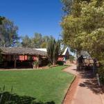 Curtin Springs Wayside Inn - Gardens