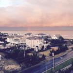 View from condo balcony