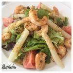 Prato Principal - Salada