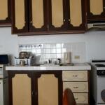 部屋(312号室)に付いていたキッチン.