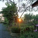 静かな朝の風景