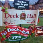 Deck the Hall 2014