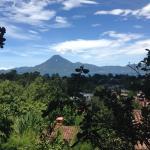 Spectacular views of Lake Atitlan