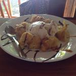 Banano tempura