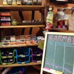 The new Karma Board for generosity