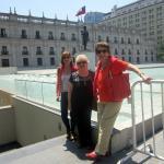 Paseo por La Moneda