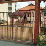 Temple on Joo Chiat Road.