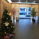 Hotel 81 Sakura, preparing for Christmas
